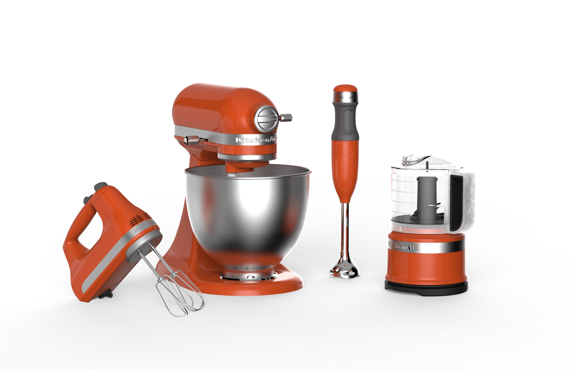 Charmant KITCHENAID UNVEILS FRESH NEW COLORS AT HOUSEWARES SHOW