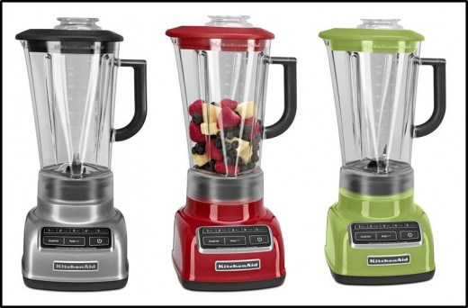 Diamond Blenders