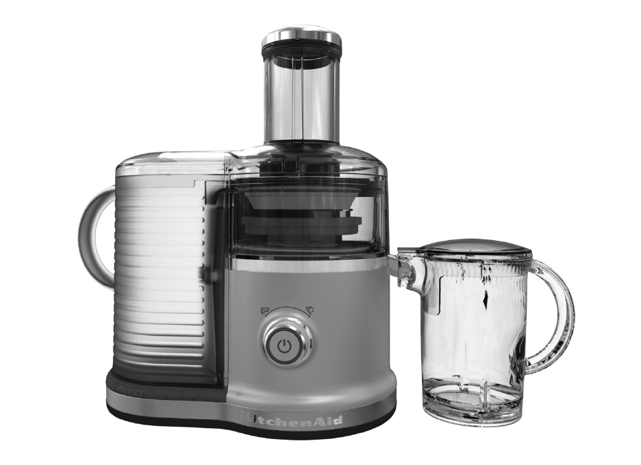 KITCHENAID INTRODUCES JUICERS IN TWO ?FLAvORS? GET THE SCOOP AND DISH IT OUT